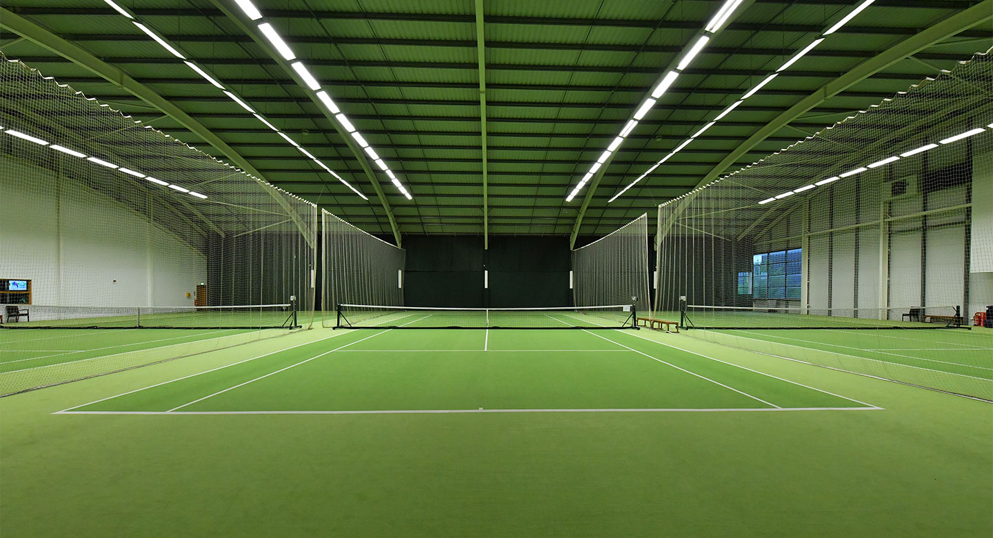 David Lloyd Oxford tennis