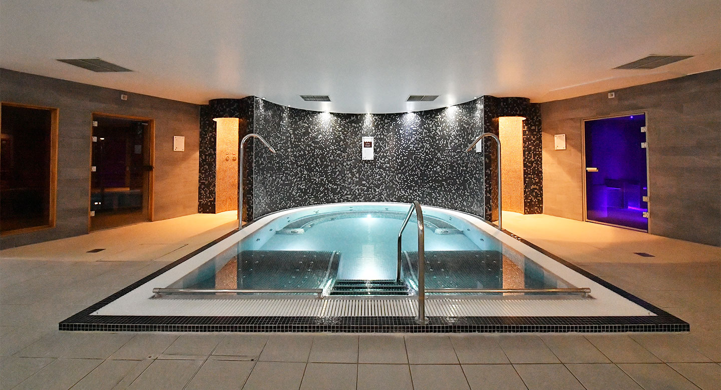 David Lloyd Oxford spa