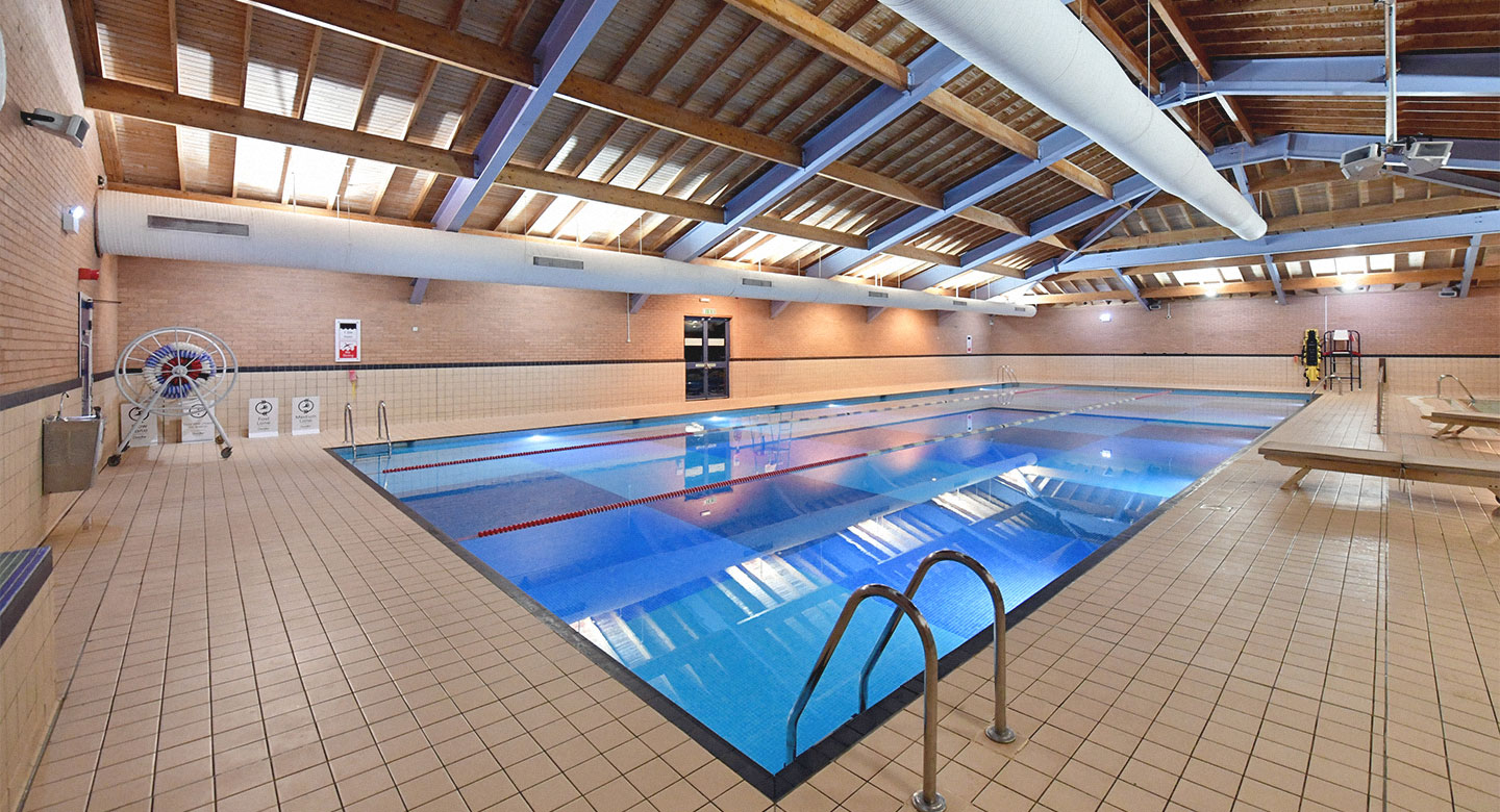 David Lloyd Peterborough Indoor Pool