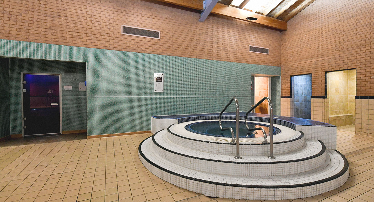 David Lloyd Peterborough Whirlpool