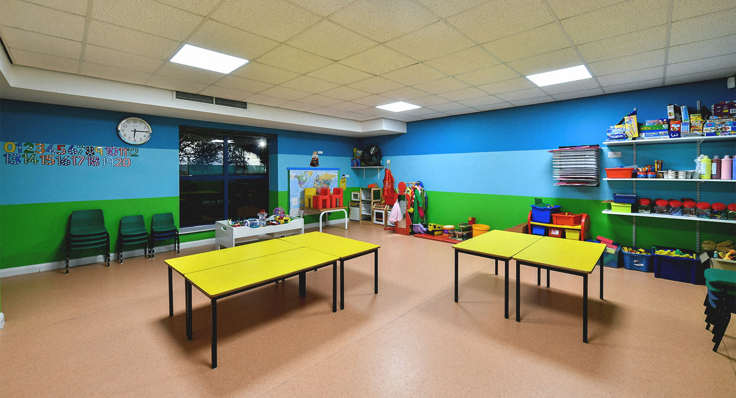 David Lloyd Peterborough Kids Area