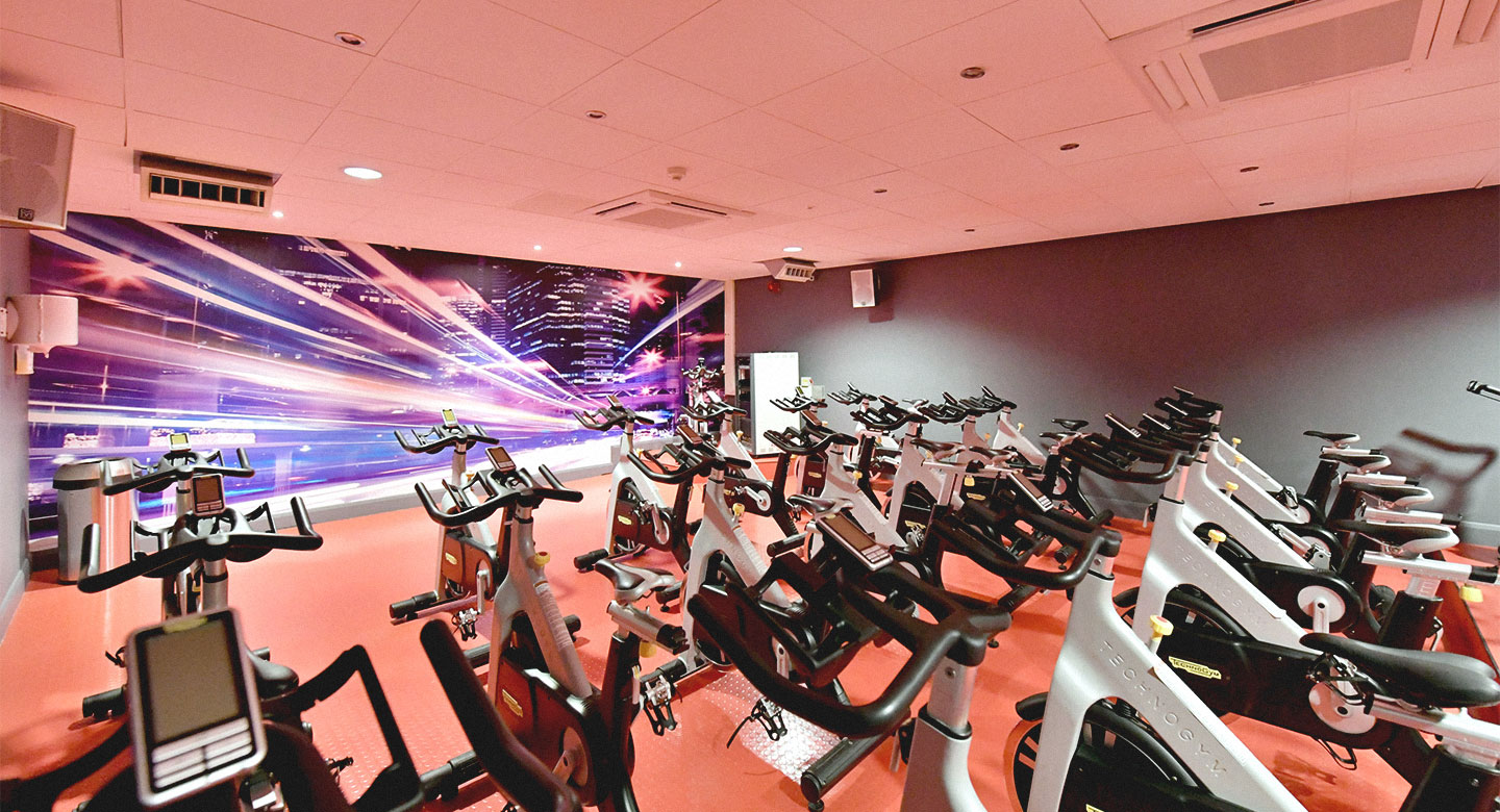 David Lloyd Peterborough Group Cycling