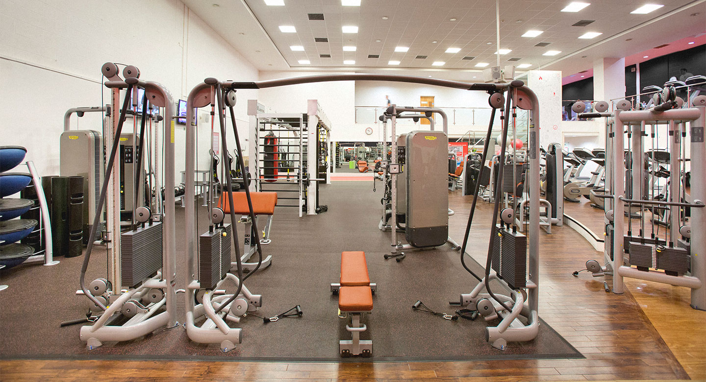 Gym in peterborough peterborough club details david for Club gimnasio
