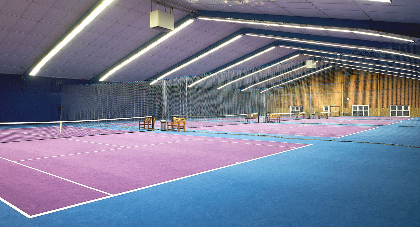 David Lloyd Purley Indoor Tennis