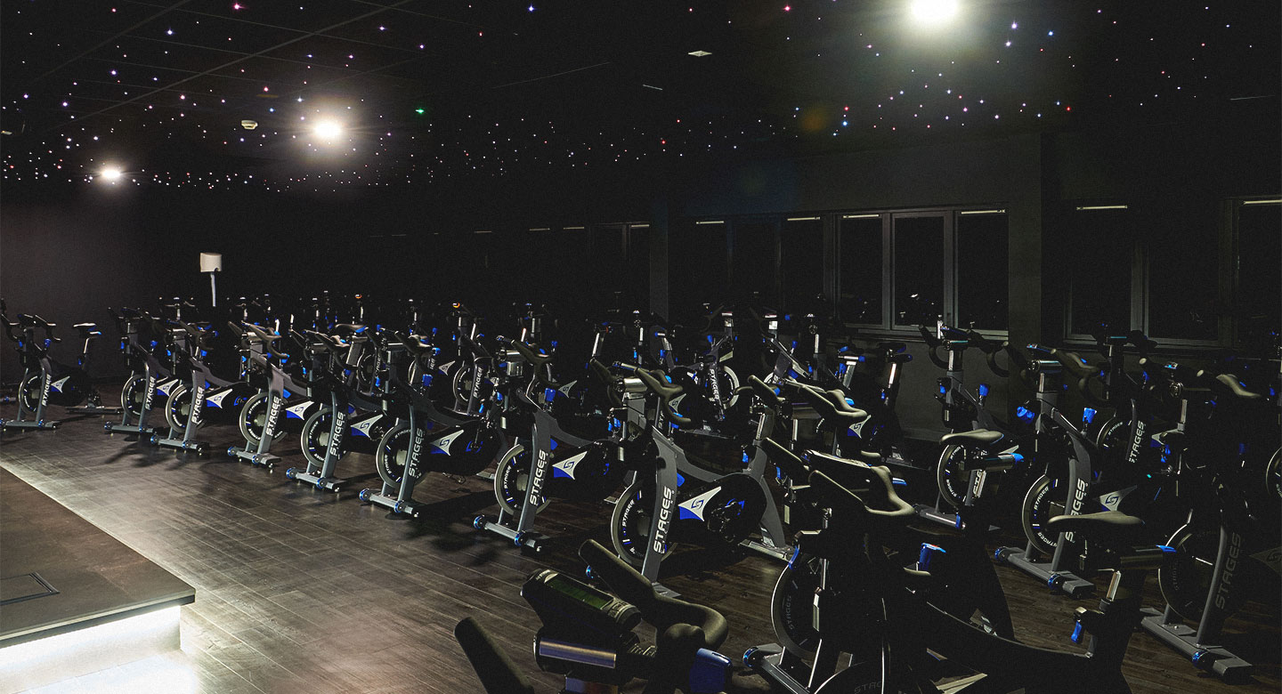 David Lloyd Purley Group cycling