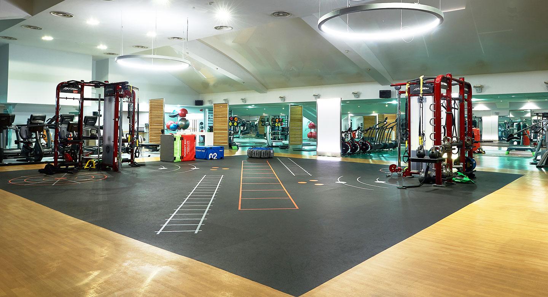Gym in raynes park raynes park club details david for Club gimnasio