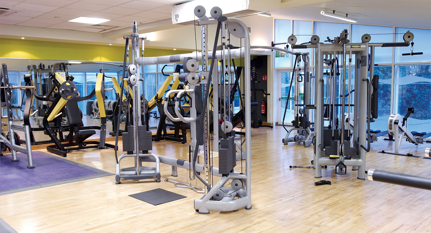 David Lloyd Ringwood Gym