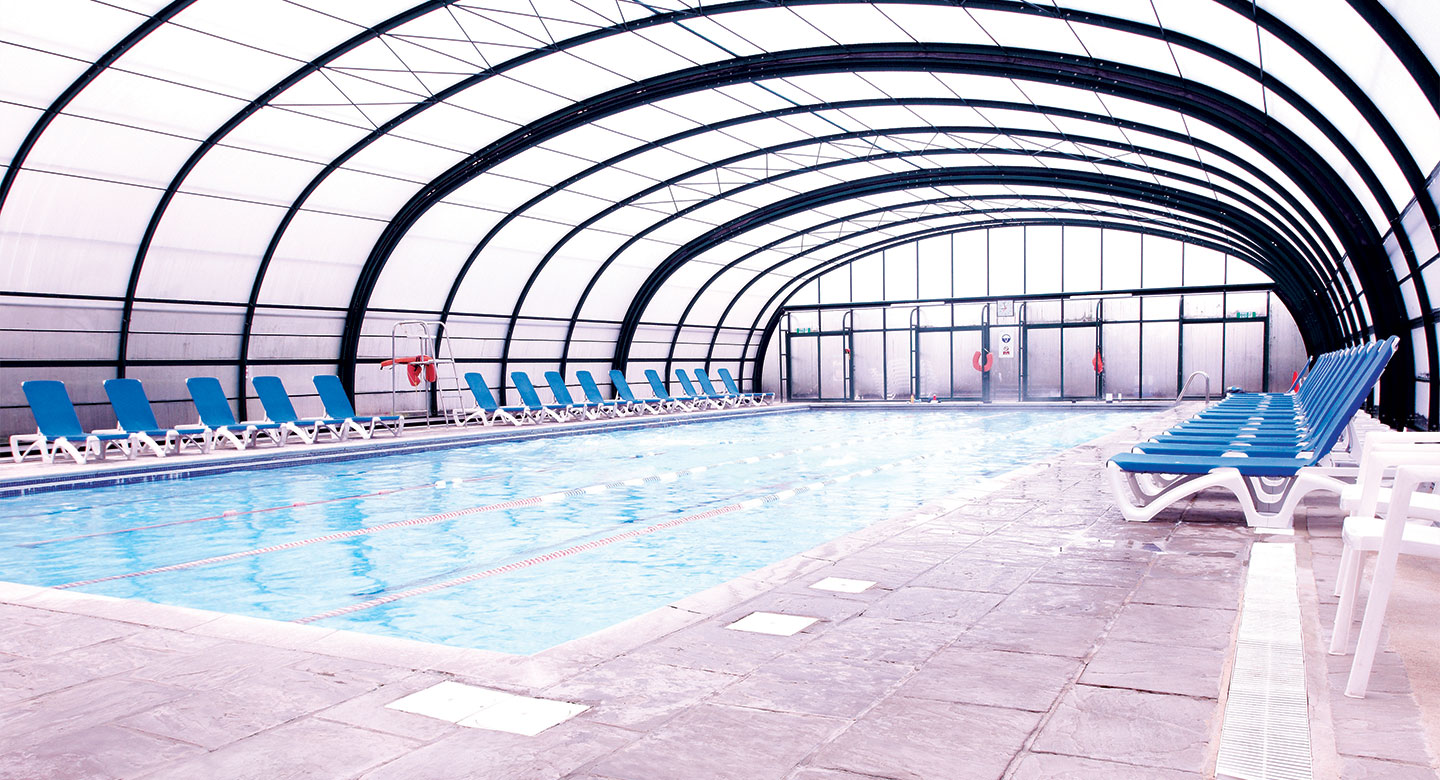 David Lloyd Ringwood Indoor pool