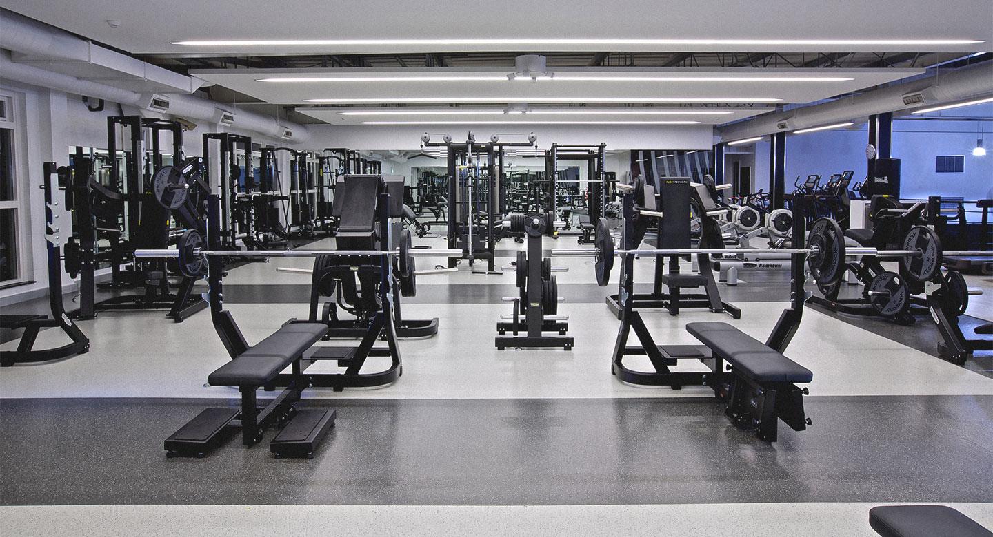 David Lloyd Royal Berkshire Gym