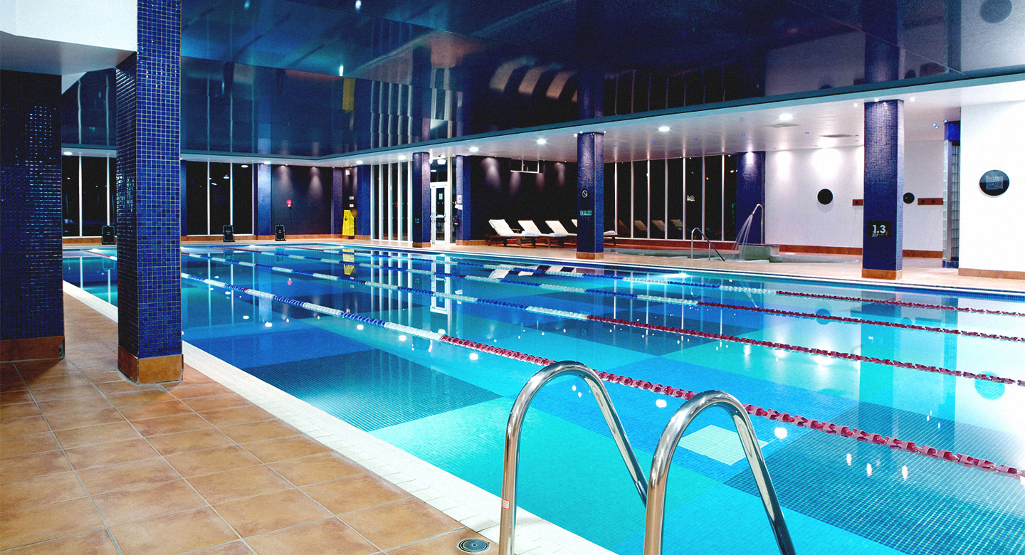 David Lloyd Royal Berkshire Indoor Pool