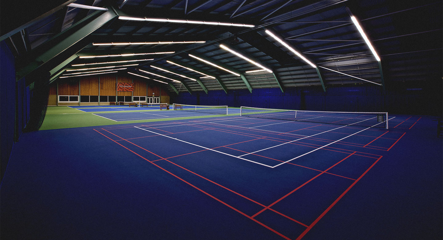 David Lloyd Royal Berkshire Indoor Tennis