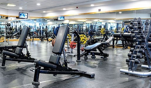 Solihull south gym