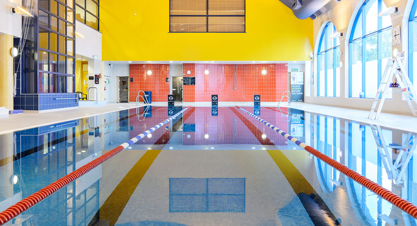 Solihull Fitness pool