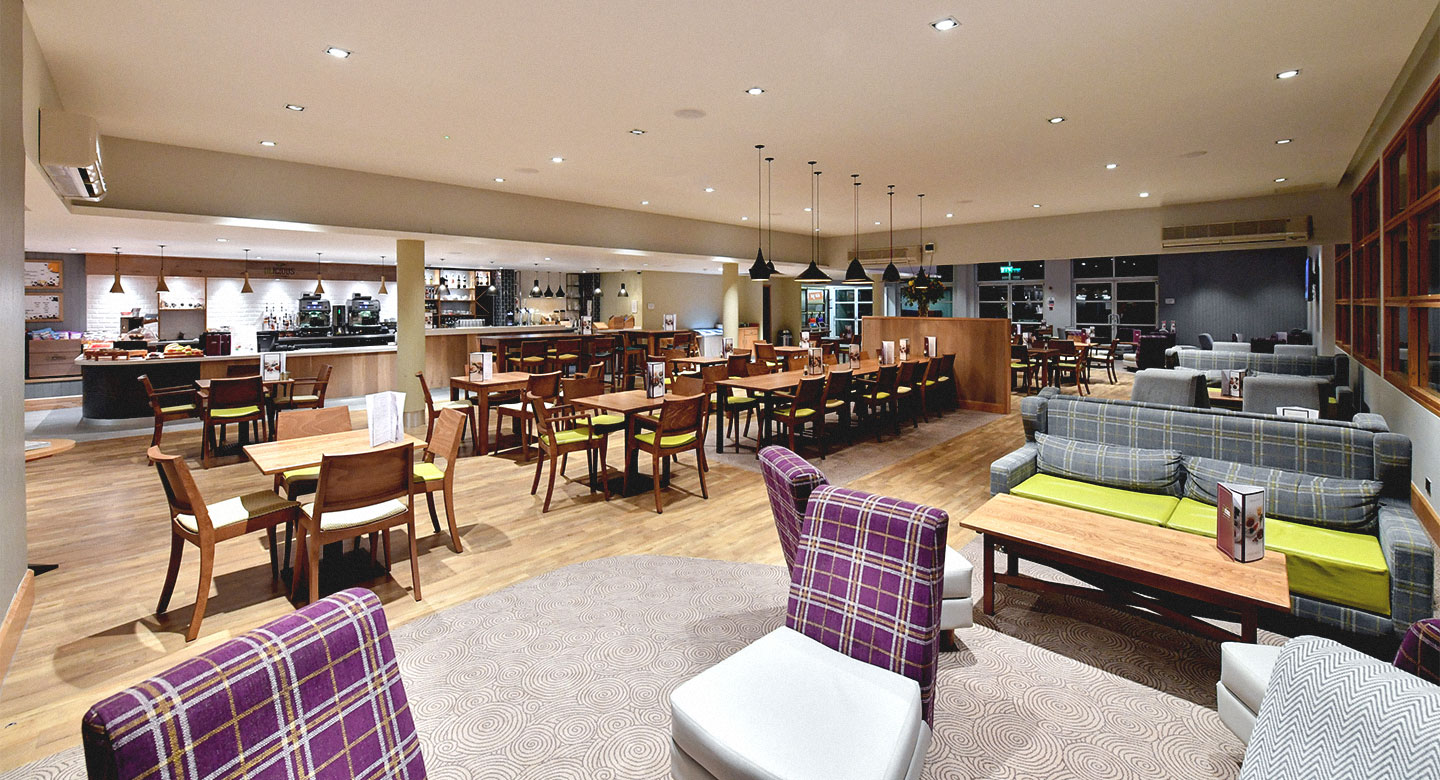 David Lloyd Clubs Southampton West End DLicious cafebar