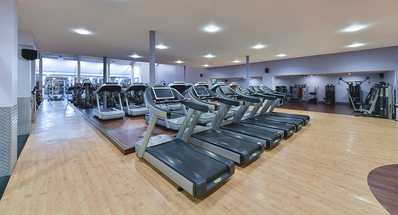 Gym in southampton west end southampton west end club for Gimnasio fitness club