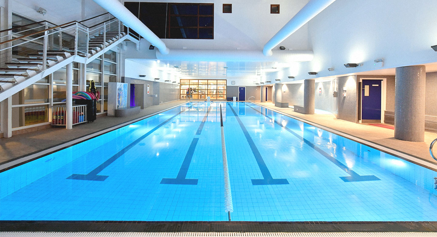 David Lloyd Clubs Southampton West End Indoor Pool
