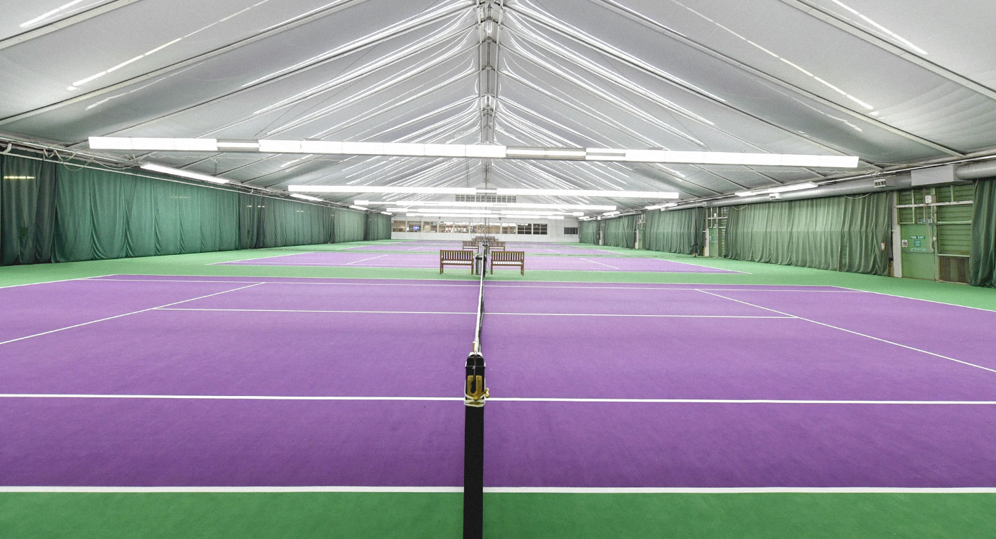 David Lloyd Clubs Southampton West End Indoor Tennis