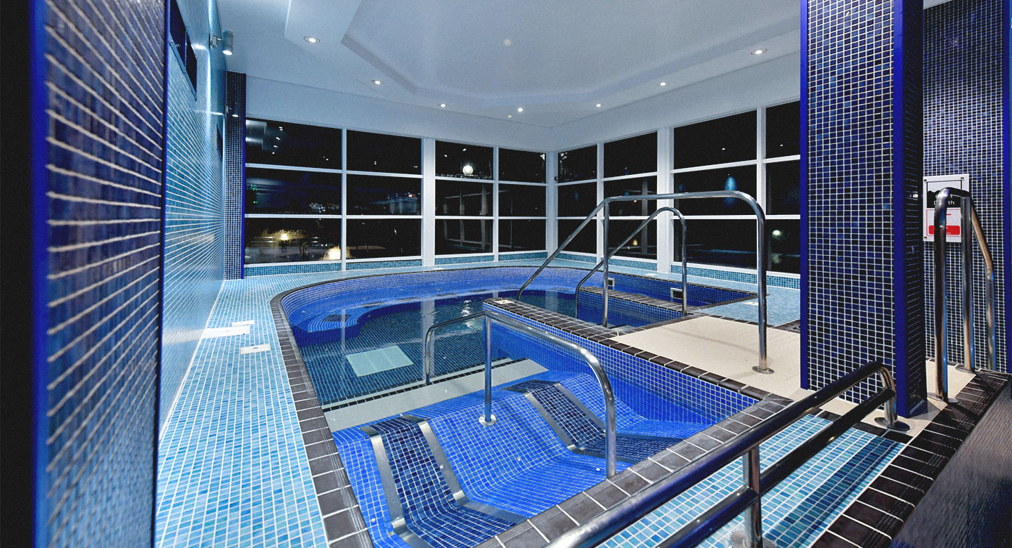David Lloyd Clubs Southampton West End Whirpool
