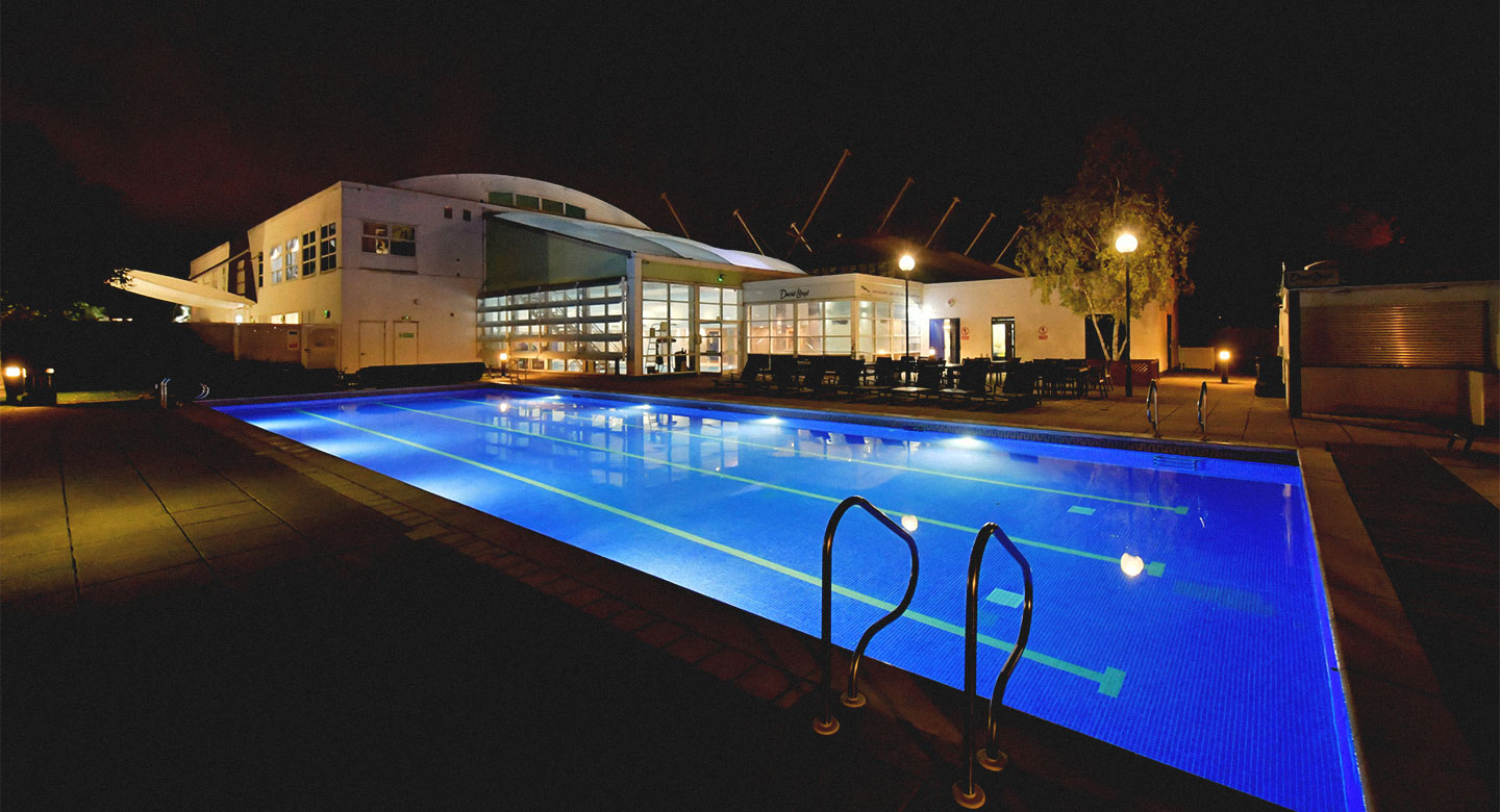 David Lloyd Clubs Southampton West End Outdoor Pool