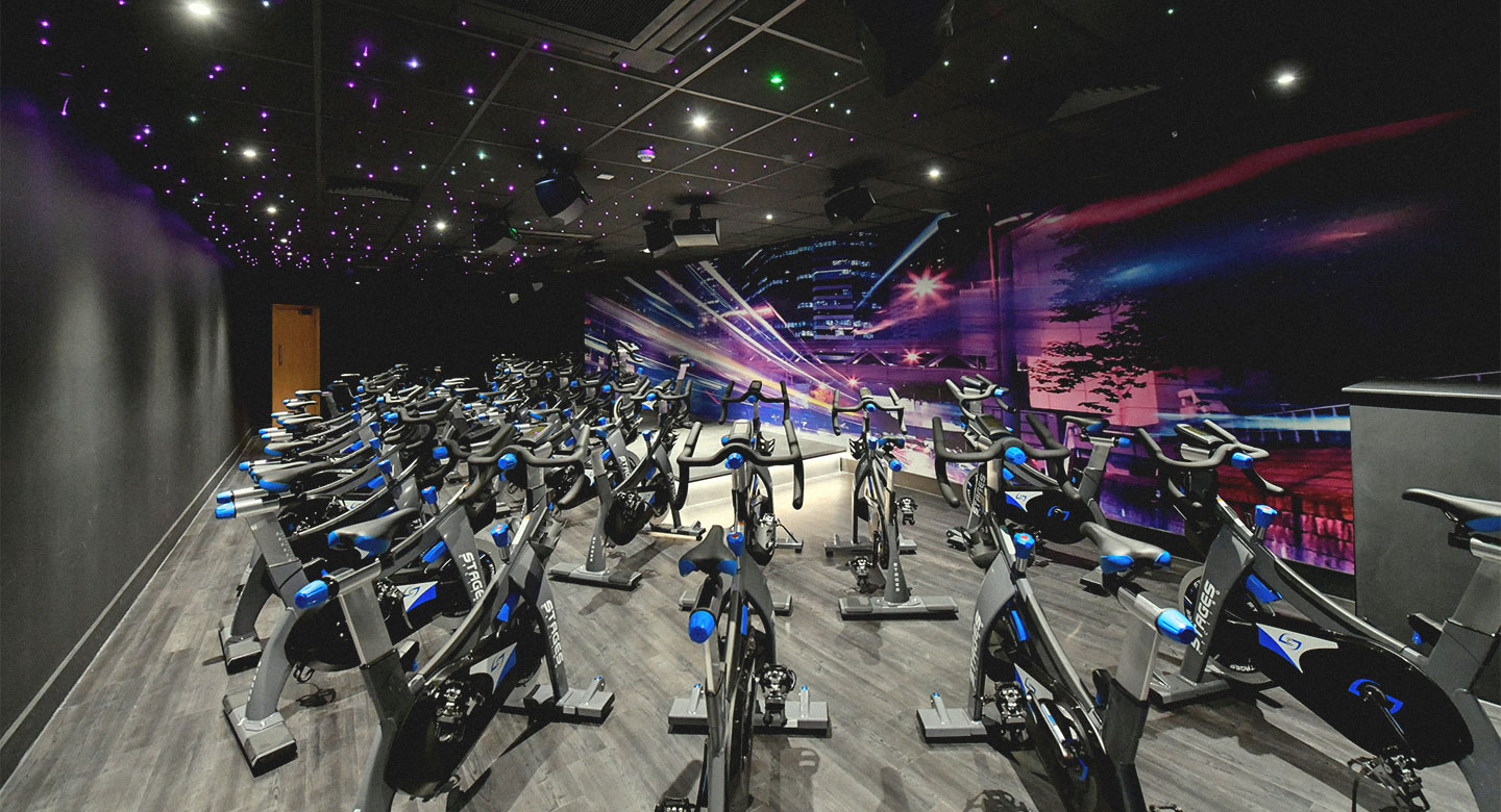 David Lloyd Clubs Southampton West End Group Cycling