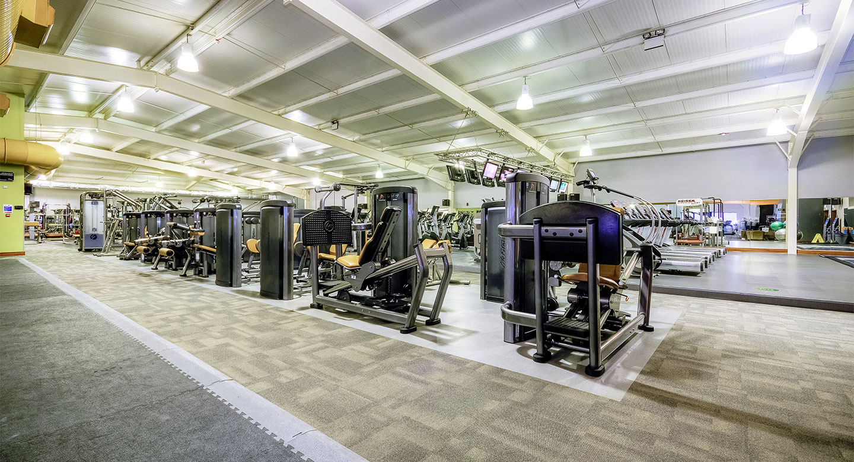 Gym in southampton southampton club details david for Gimnasio fitness club