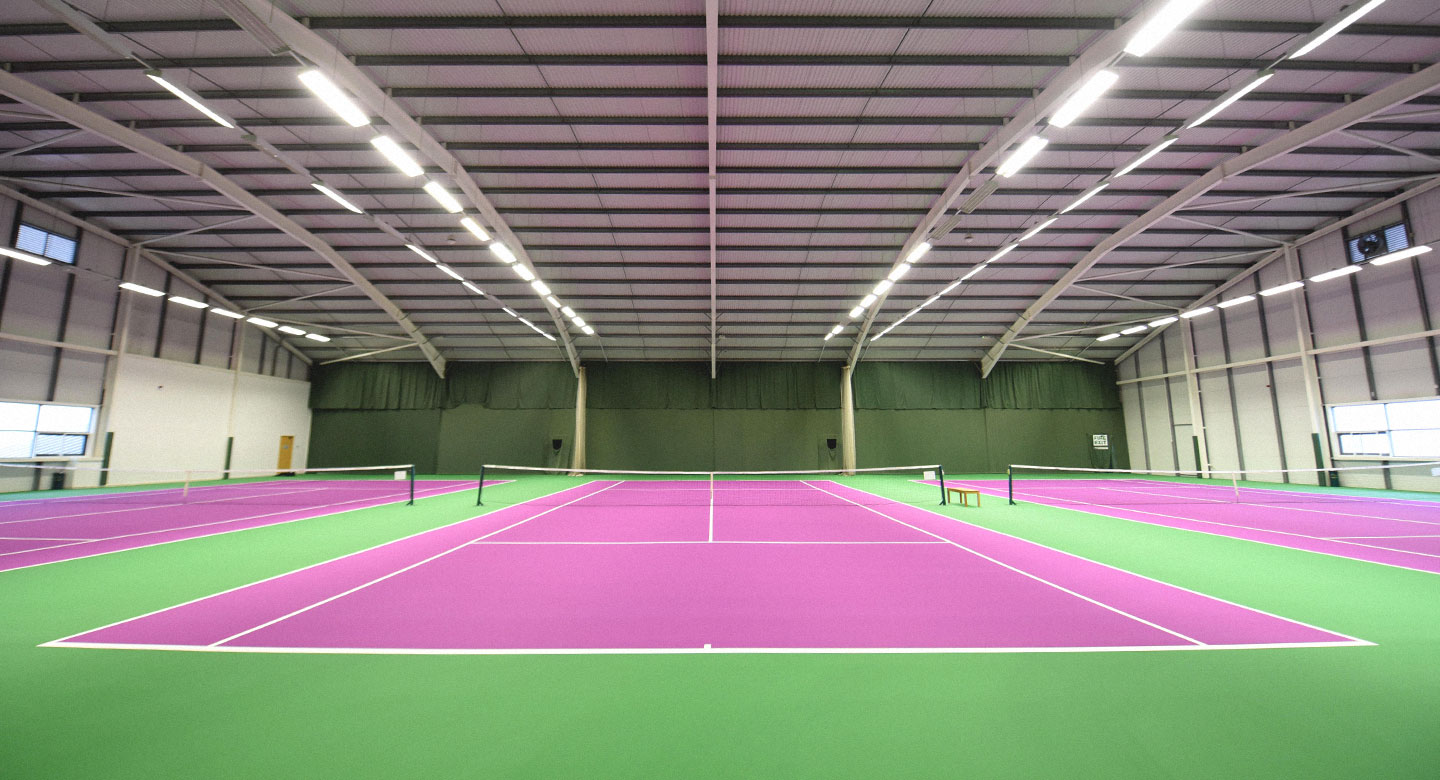 Southend Indoor tennis court