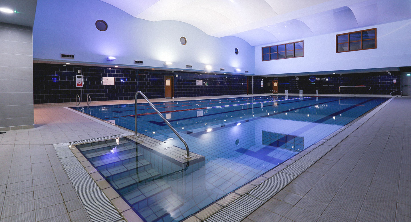 David Lloyd Liverpool Speke Indoor pool