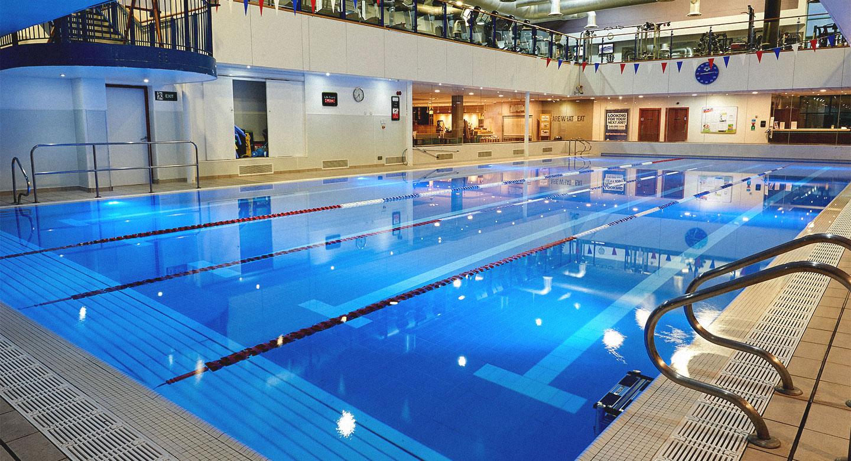 swimming pools spa in sudbury hill david lloyd clubs