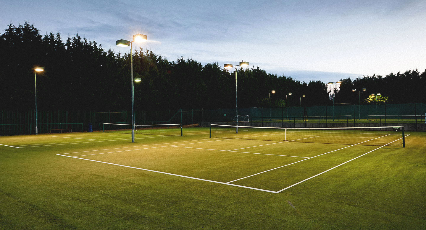 David Lloyd Sudbury Hill Outdoor Tennis