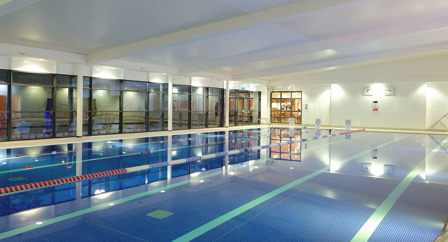 David Lloyd Sunderland Indoor Pool