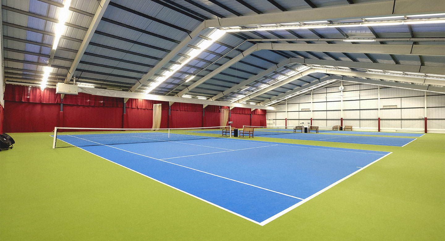 David Lloyd Sunderland Indoor Tennis