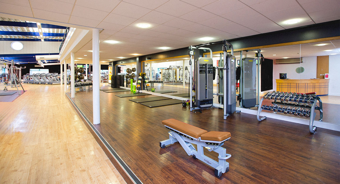David Lloyd Sunderland Gym