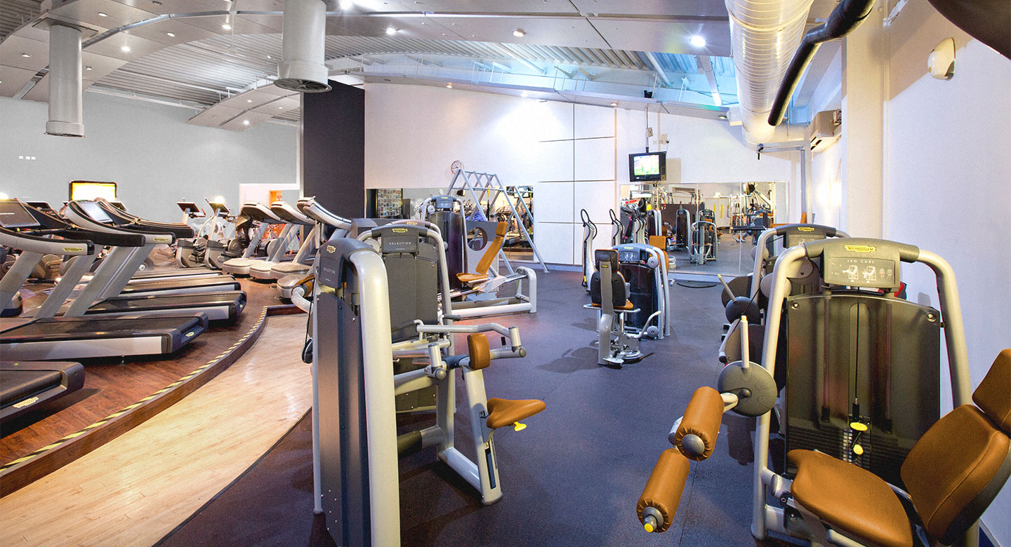 David Lloyd Swansea Gym