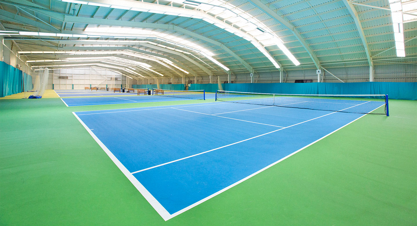 David Lloyd Swansea tennis