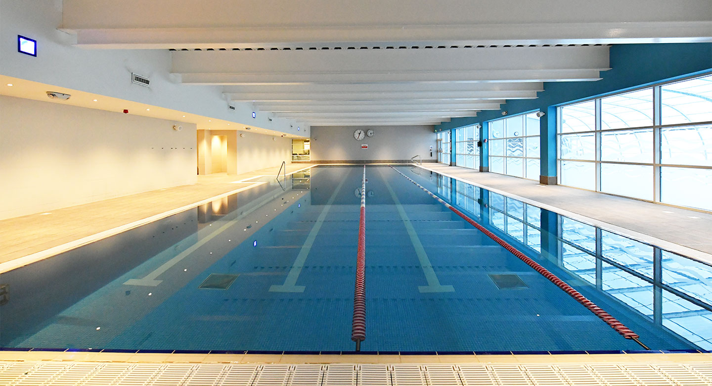 Swindon pool