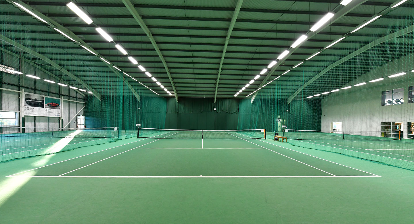 Swindon tennis indoor