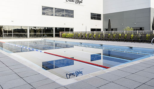 Outdoor pool worcester