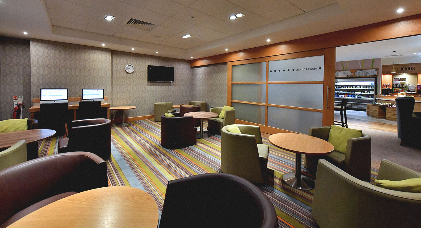 David Lloyd Worthing adult lounge