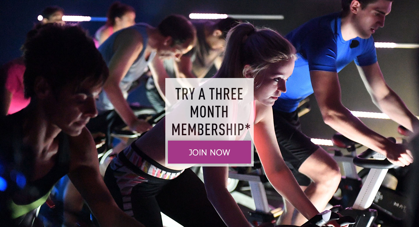 David Lloyd Clubs three month membership