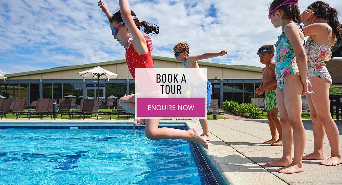 Book a tour at David Lloyd Clubs