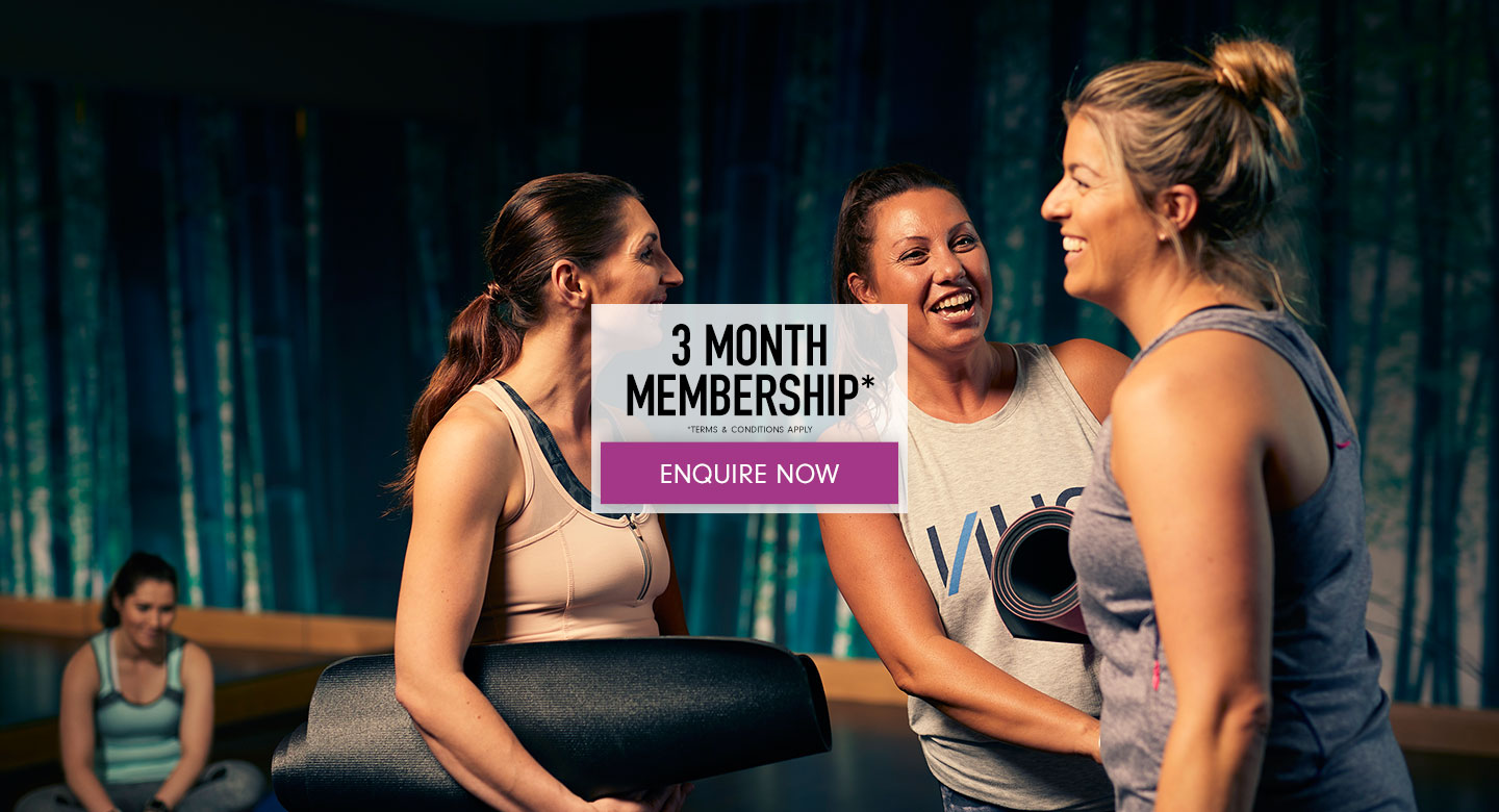 try a 3month membership