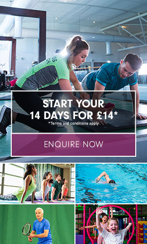 14 days for £14*