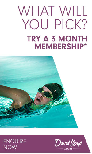 David Lloyd Clubs Try a 3 month membership