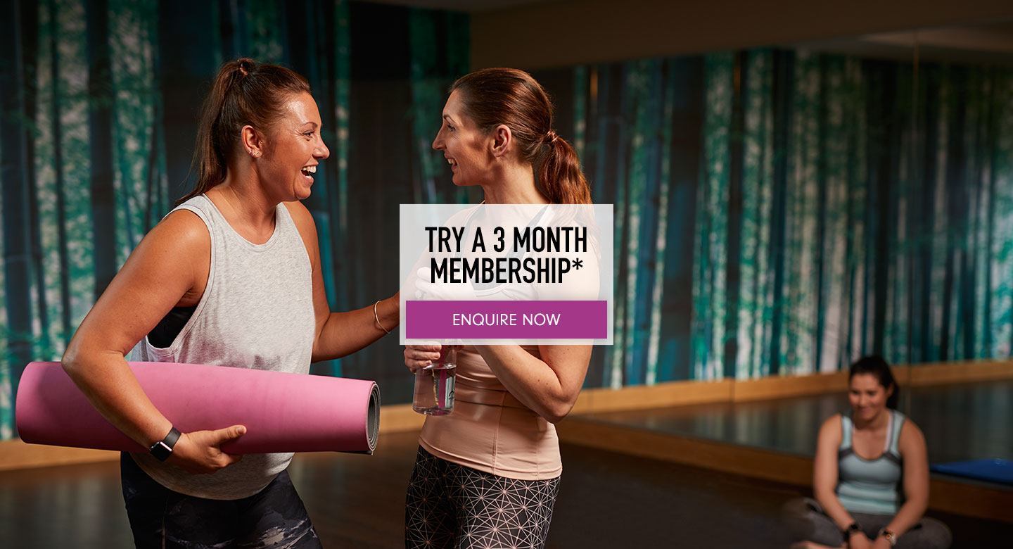 David Lloyd Clubs - Try a 3 month membership