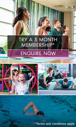 David Lloyd Clubs Try a 3 month membershiip