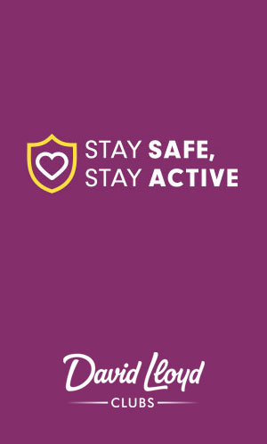 Stay safe stay active
