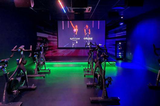 Exercise classes at Harrogate