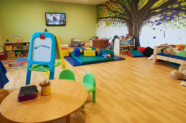 Creche Facilities at David Lloyd Heston