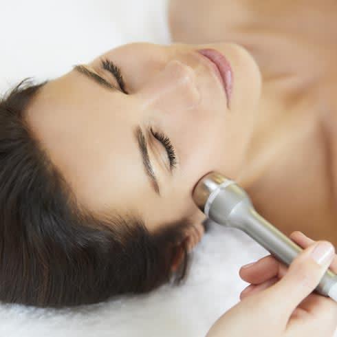 Ultrasound facial
