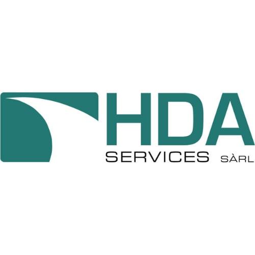 Logo de HDA Services